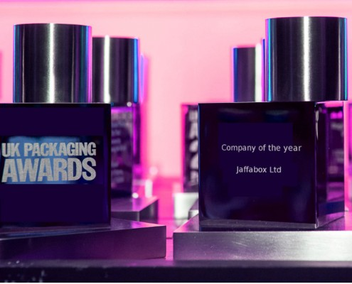 Jaffabox packaging company of the year award