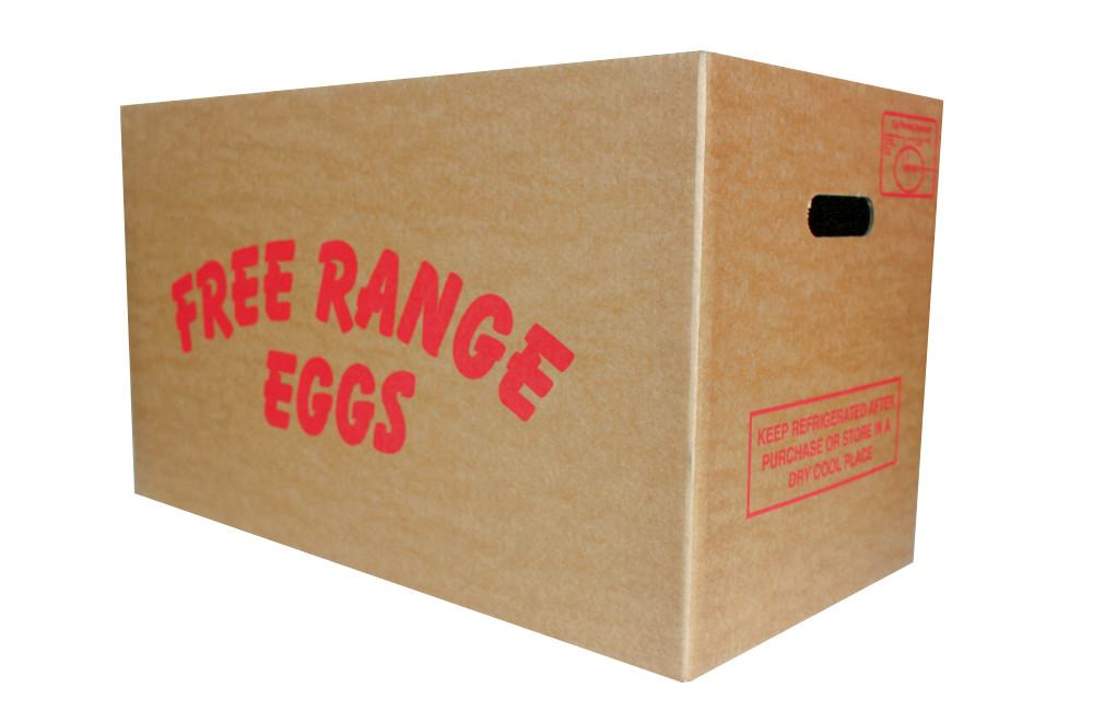 Products cardboard boxes we can manufacture for Design your own egg boxes