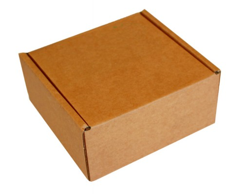 Plain box with tucked flaps