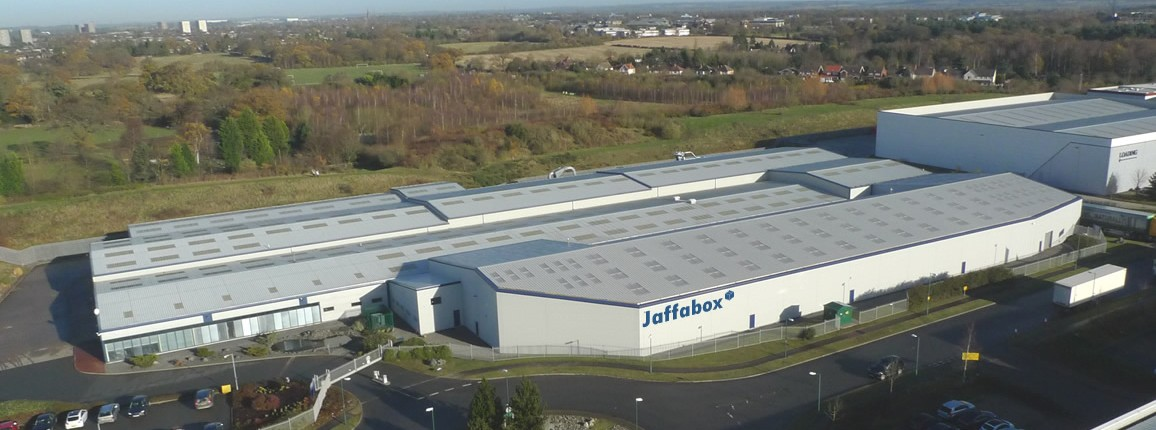 Jaffabox cardboard box manufacturing factory