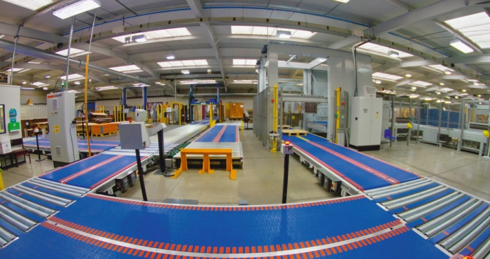 Production Conveyor System